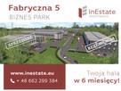 Hala Mysłowice Fabryczna 5a Mysłowice | Oferty.net