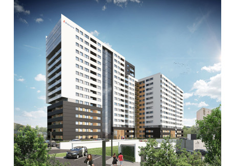 Mieszkanie na sprzedaż - ul. Rakoczego / ul. Jaśkowa Dolina Piecki-Migowo, Gdańsk, 57,43 m², inf. u dewelopera, NET-C.9.348
