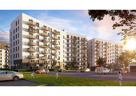 Mieszkanie na sprzedaż - ul. Pachońskiego Krowodrza, Kraków, 51,41 m², inf. u dewelopera, NET-E2.1.14