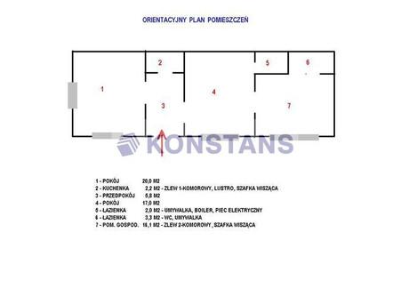 Dom do wynajęcia - Przyczółkowa Wilanów, Warszawa, 66,4 m², 4500 PLN, NET-118/270/ODW