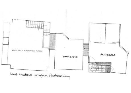 Komercyjne do wynajęcia - św. Tomasza Stare Miasto, Kraków, 182 m², 15 400 PLN, NET-14229