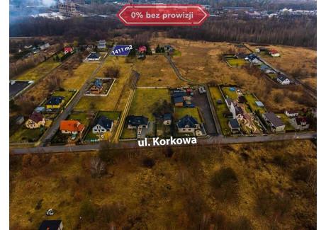 Działka na sprzedaż - Poselska Błeszno, Częstochowa, 1411 m², 170 000 PLN, NET-CZE-554884