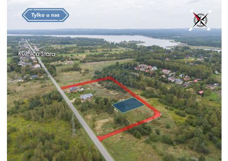 Działka na sprzedaż - Kuźnica-Folwark, Kuźnica Stara, Poraj, Myszkowski, 1118 m², 78 260 PLN, NET-CZE-815334