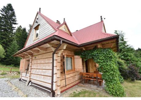 Dom na sprzedaż - os. Oleksówki Nowy Targ, Nowotarski, 60 m², 499 000 PLN, NET-SD603