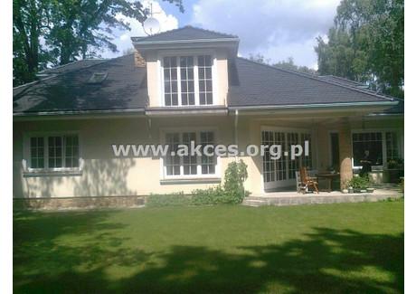 Dom na sprzedaż - Zalesie Dolne, Piaseczno, Piaseczyński, 460 m², 4 200 000 PLN, NET-ACE-DS-95925