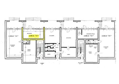 Lokal usługowy do wynajęcia - Jaworska Bolków, Jaworski, 20,7 m², 190 PLN, NET-531