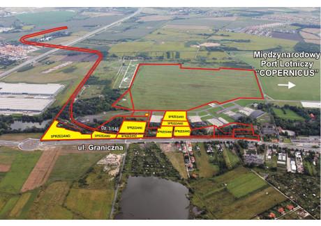 Działka na sprzedaż - Graniczna dz. nr Fabryczna, Wrocław, 13 968 m², 1 240 000 PLN, NET-413