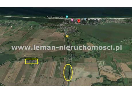 Działka na sprzedaż - Strzeżenice, Będzino, Koszaliński, 1188 m², 142 500 PLN, NET-LEM-GS-7901
