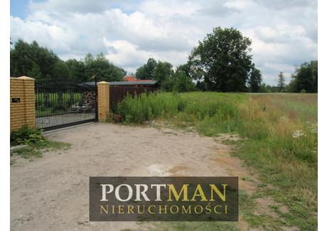 Działka na sprzedaż - Wiązowna, Otwocki, 1250 m², 325 000 PLN, NET-529/4857/OGS