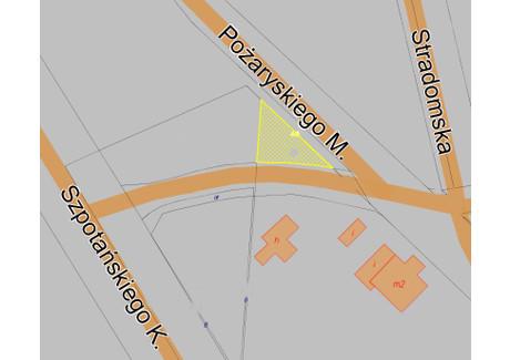 Działka na sprzedaż - Szpotańskiego Anin, Wawer, Warszawa, 135 m², 135 000 PLN, NET-anin-DZ-247