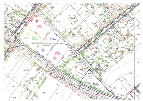 Działka na sprzedaż - Józefów, Otwocki (pow.), 1360 m², 805 000 PLN, NET-lc-00000441