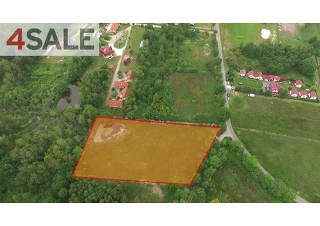 Działka na sprzedaż - Lęborska Żarnowska, Wicko, Lęborski, 666 m², 65 934 PLN, NET-FS01178