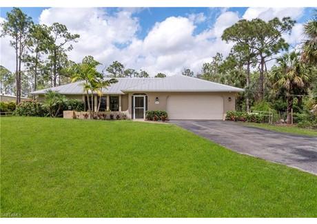Dom na sprzedaż - 4115 5th AVE SW Naples, Usa, 135,27 m², 449 000 USD (1 701 710 PLN), NET-58736641