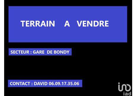 Działka na sprzedaż - Bondy, Francja, 393 m², 450 000 Euro (1 926 000 PLN), NET-58723106