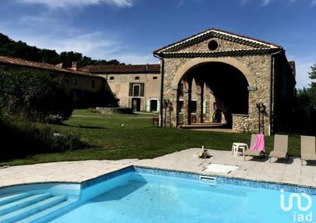 Dom na sprzedaż - Aussillon, Francja, 508 m², 550 000 Euro (2 519 000 PLN), NET-63078949